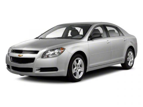 Pre-Owned 2012 Chevrolet Malibu LT w/1LT FWD 4dr Car