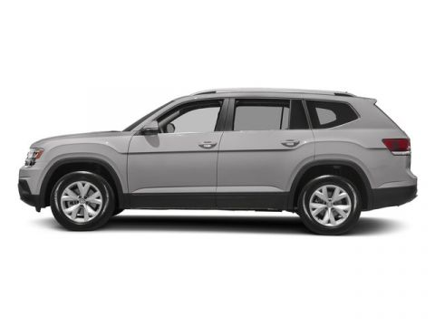New 2018 Volkswagen Atlas 3.6L V6 S AWD