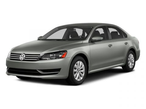Certified Pre-Owned 2015 Volkswagen Passat 1.8T SE w/Sunroof & Nav With Navigation