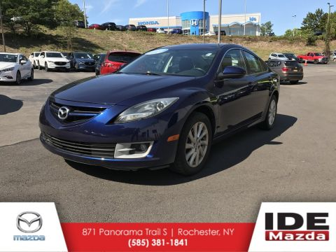 Pre-Owned 2011 Mazda6 i Touring FWD 4dr Car