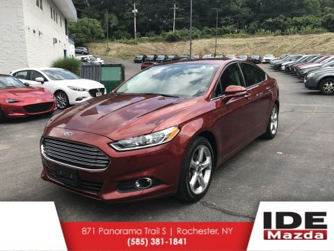 Pre-Owned 2014 Ford Fusion SE FWD 4dr Car