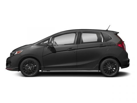 New 2018 Honda Fit Sport FWD Hatchback