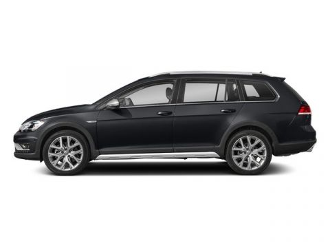 New 2018 Volkswagen Golf Alltrack SE AWD