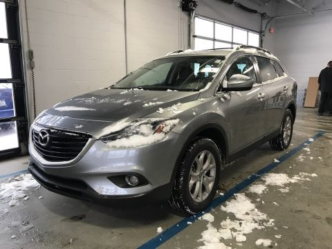 Certified Pre-Owned 2015 Mazda CX-9 Touring AWD