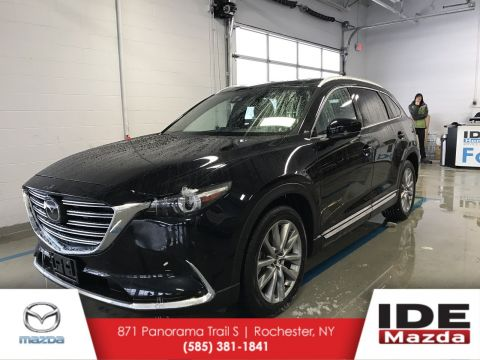 Certified Pre-Owned 2017 Mazda CX-9 Grand Touring With Navigation & AWD