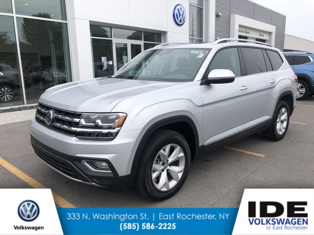 New 2019 Volkswagen Atlas 3 6L V6 SEL AWD