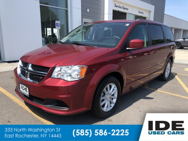 Dodge Dealers Rochester Ny >> Pre Owned 2015 Dodge Grand Caravan Sxt Fwd Mini Van Passenger
