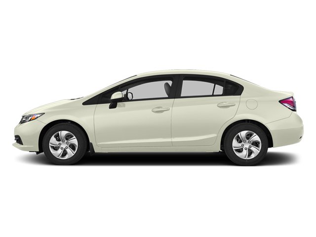 Certified Pre Owned 2013 Honda Civic Sdn LX