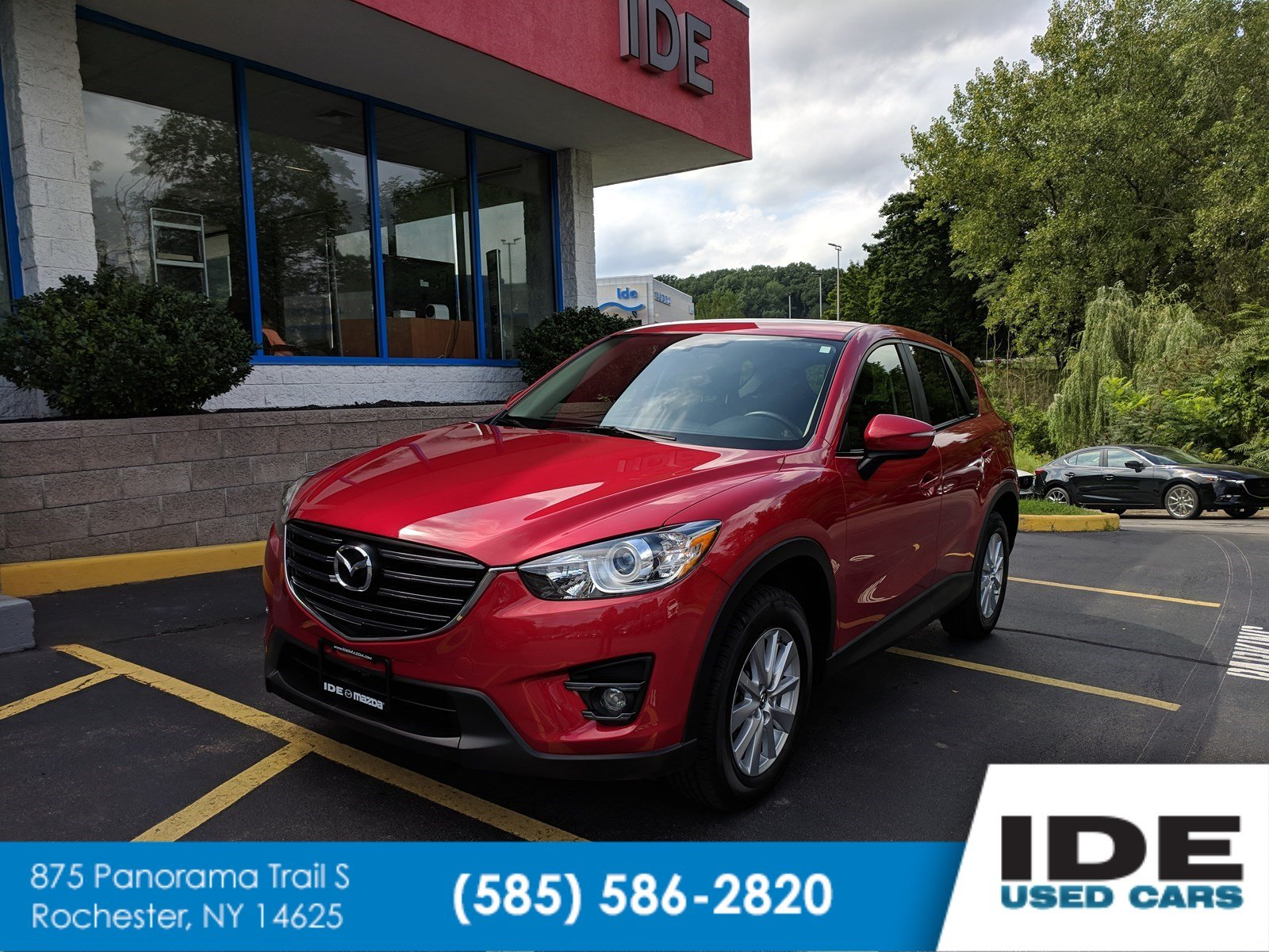 how to update navigation mazda cx 5