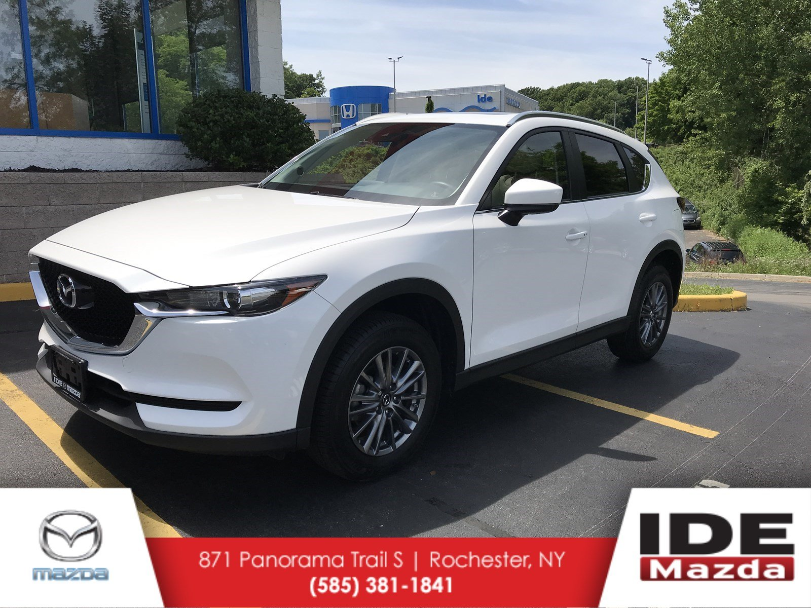 certified pre owned 2017 mazda cx 5 touring sport utility in 871