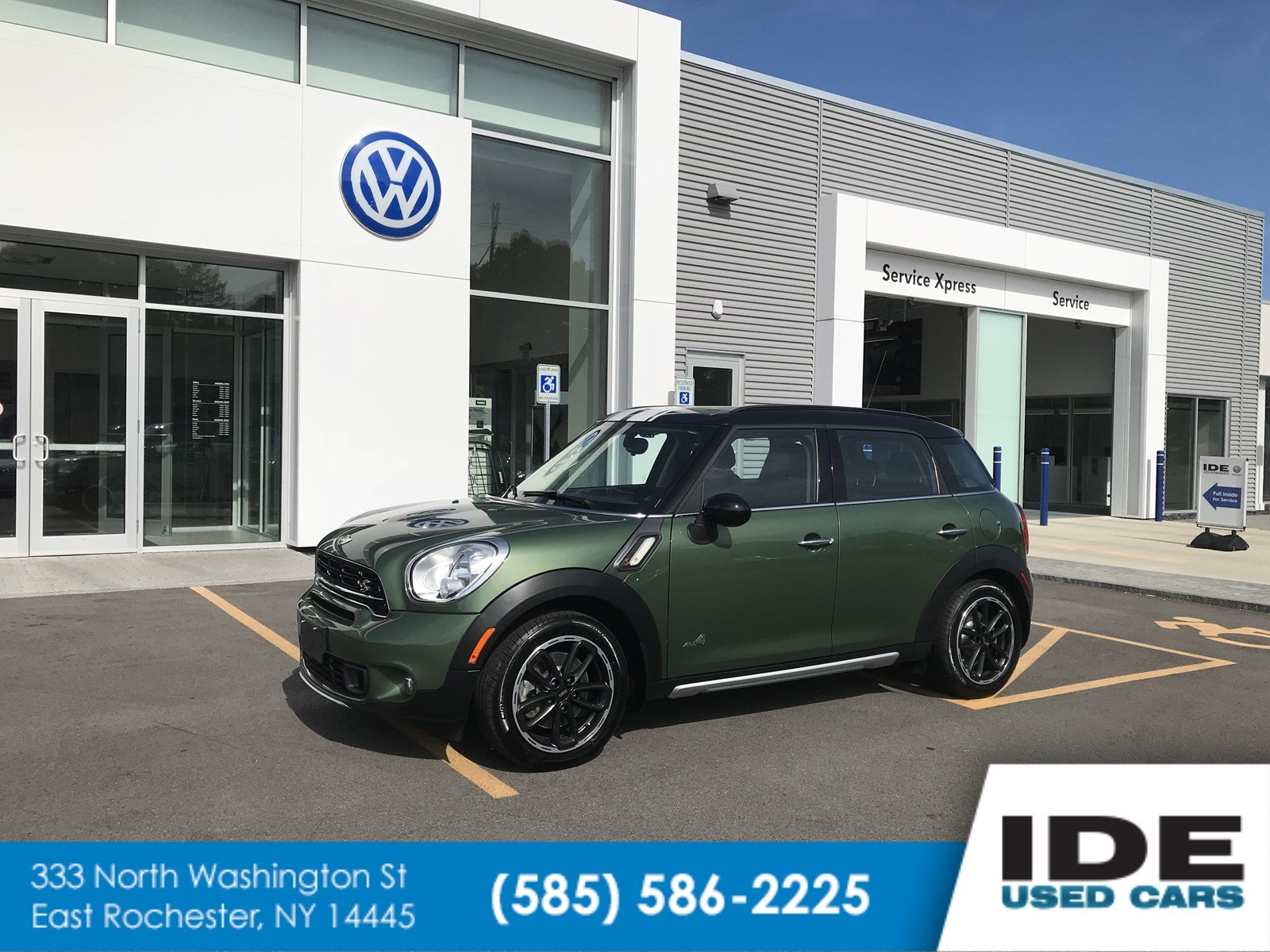 Pre Owned 2017 Mini Cooper Countryman S
