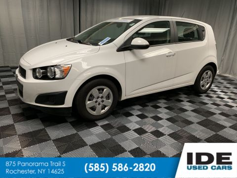 Pre-Owned 2016 Chevrolet Sonic LS