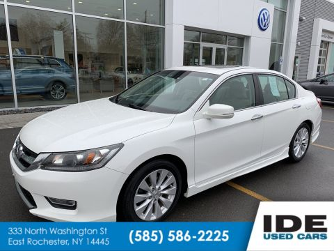 Pre-Owned 2013 Honda Accord Sedan EX-L