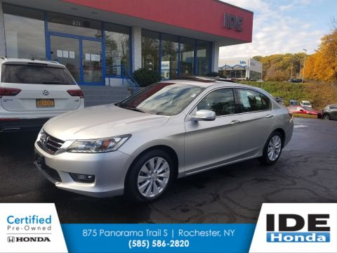 Certified Pre-Owned 2014 Honda Accord Sedan EX-L