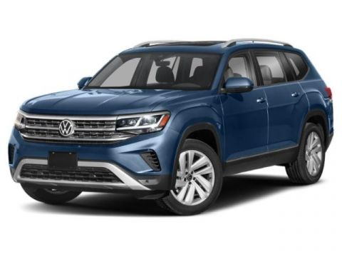 2021 Volkswagen Atlas 2.0T SE w/Technology