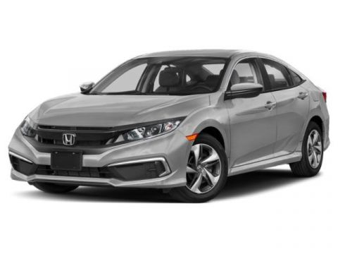2020 Honda Civic Sedan LX