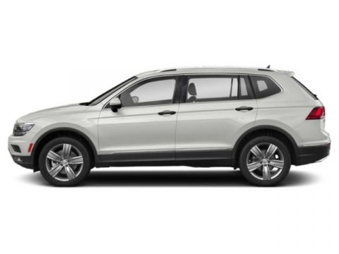 New 2020 Volkswagen Tiguan SEL With Navigation & AWD