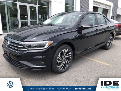 New 2020 Volkswagen Jetta SEL Premium With Navigation