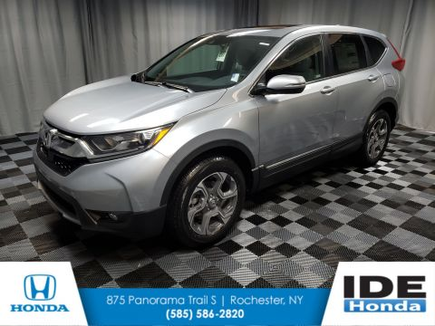 New 2019 Honda CR-V EX AWD