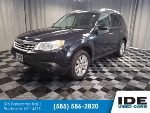 Pre-Owned 2013 Subaru Forester 2.5X Touring