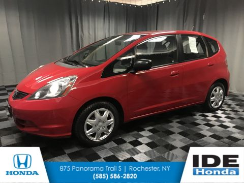 Pre-Owned 2010 Honda Fit