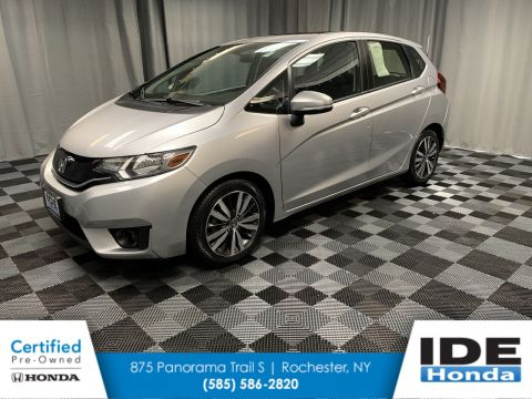 Certified Pre-Owned 2016 Honda Fit EX FWD Hatchback